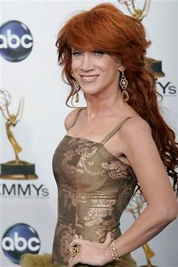 Surviving 'Rosie Live' And Other 2008 Memories: A Kathy Griffin Fireside Chat