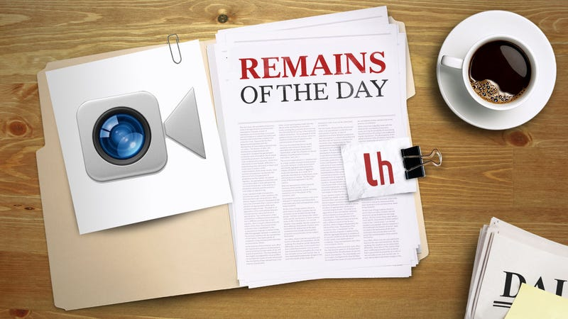 Remains of the Day: AT&T to Lift FaceTime Restrictions