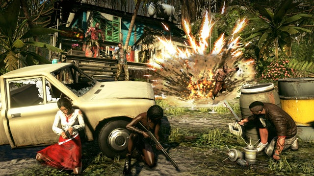 Dead Island Headlines February's Games With Gold Offerings