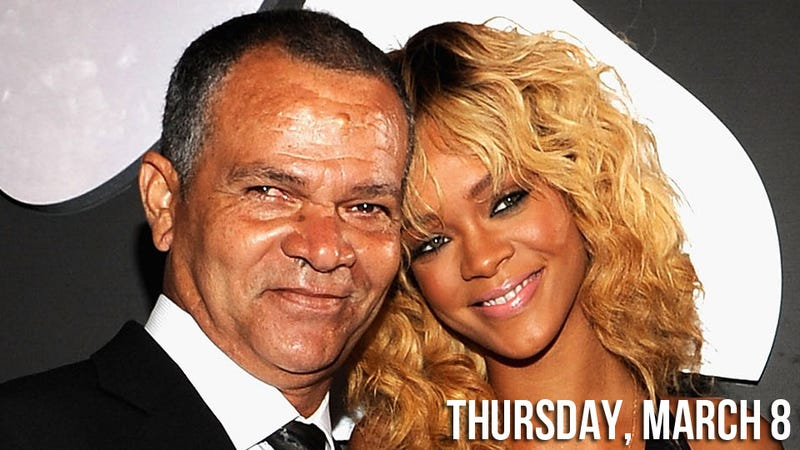 Rihanna's Daddy Dearest Says His 'Fat' Daughter Should Get Back With Chris Brown