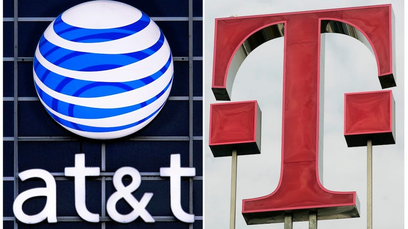 AT&T Buying T-Mobile USA In $39 Billion Deal