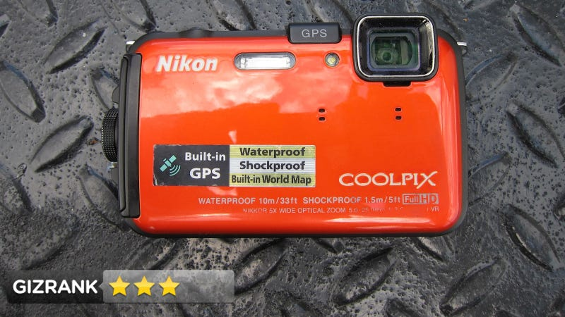 The Best Rugged Waterproof Camera