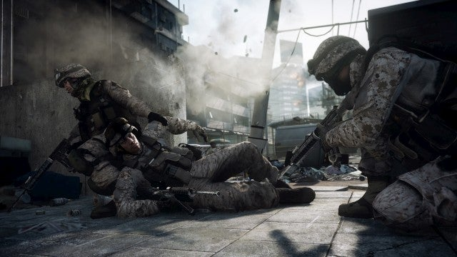 Battlefield 3 Resumes Hostilities With Call Of Duty