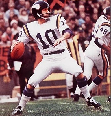 Fran Tarkenton Has A Few Things To Get Off His Chest...