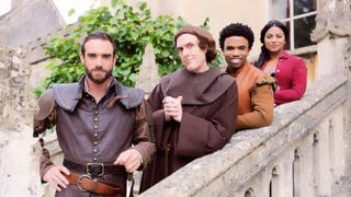 "The singing medieval ABC Comedy ""Galavant"" just got more awesome!"
