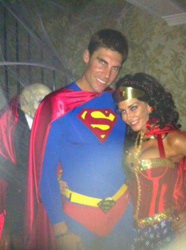 Wally Szczerbiak Is: Superman