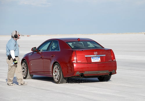 Top Gear Reviews Dodge Challenger, Corvette ZR1, Cadillac CTS-V...And They Like Them!