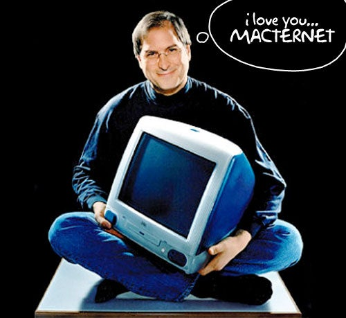 """What Do You Think Steve Jobs' """"Blood-Curdling"""" First Name for the iMac Was?"""