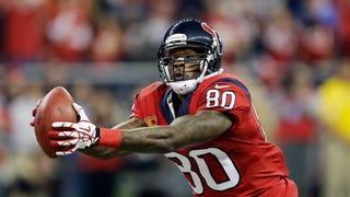 Andre Johnson's Only Way Out Of Houston Seems To Be Retirement