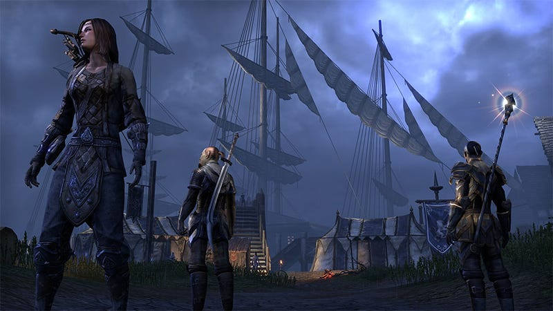 You'll Pay A Monthly Fee To Play The Elder Scrolls Online