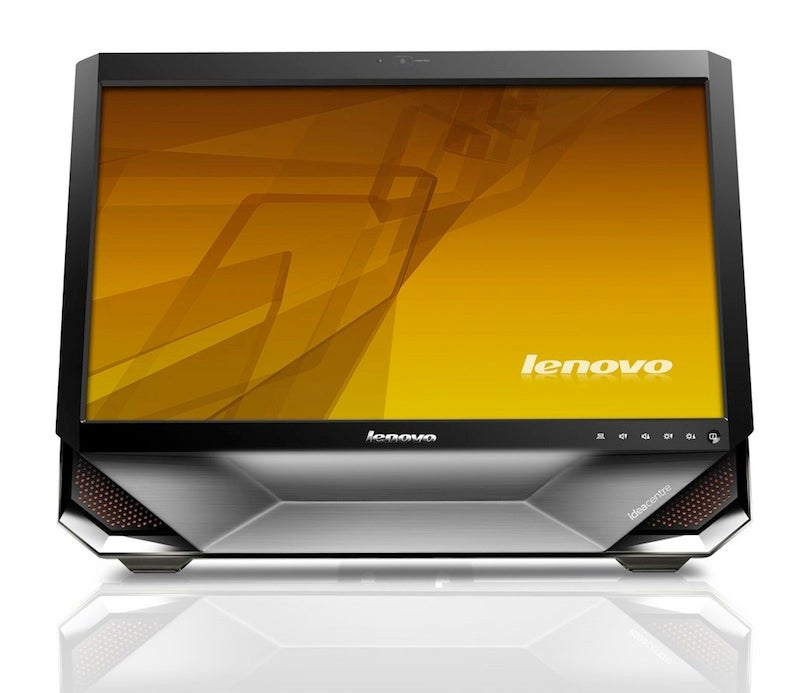 Lenovo All-in-One IdeaCentre B500's Got Cyborg Chic