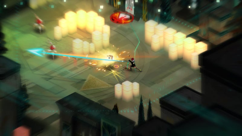 Transistor Is The Sexiest Game I Played At PAX East