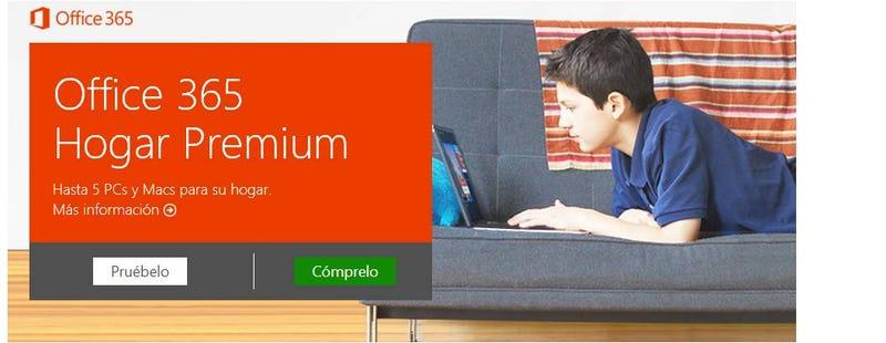 El nuevo Office de Microsoft lo podrás alquilar cada mes