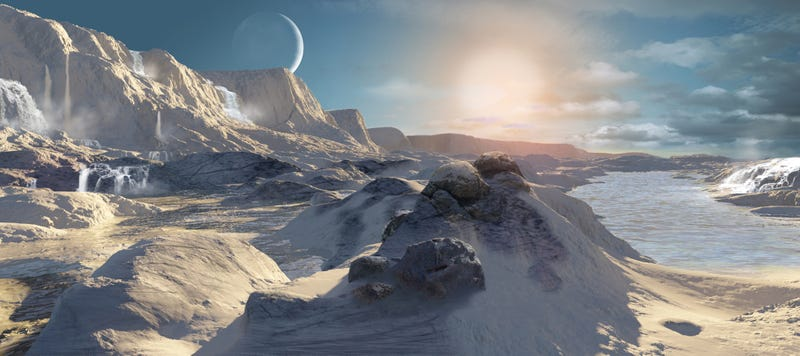Canvassing the Universe: How Artists Create Scientifically Accurate Images of Faraway Worlds