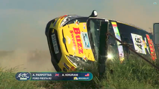 Last time on The European Rally Championship Gets Americanized
