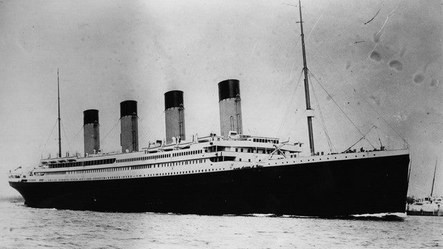 Cruise Recreating The Titanic's Disastrous Voyage Is A Terrible Idea