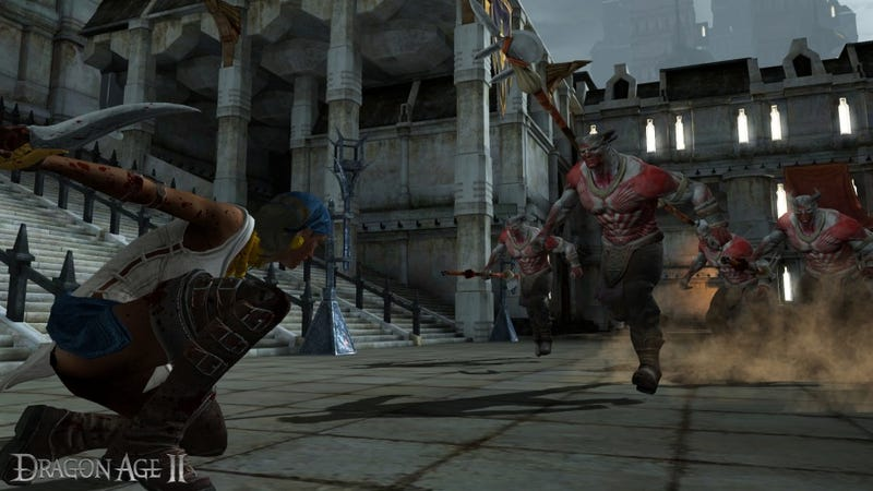 Don't Worry, Dragon Age II Is For You, Too