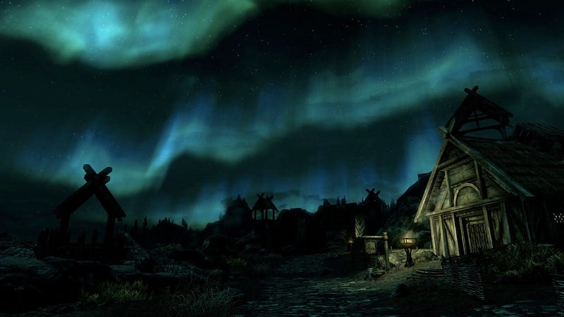 Area Man Selects Skyrim as The Onion's Game of the Year