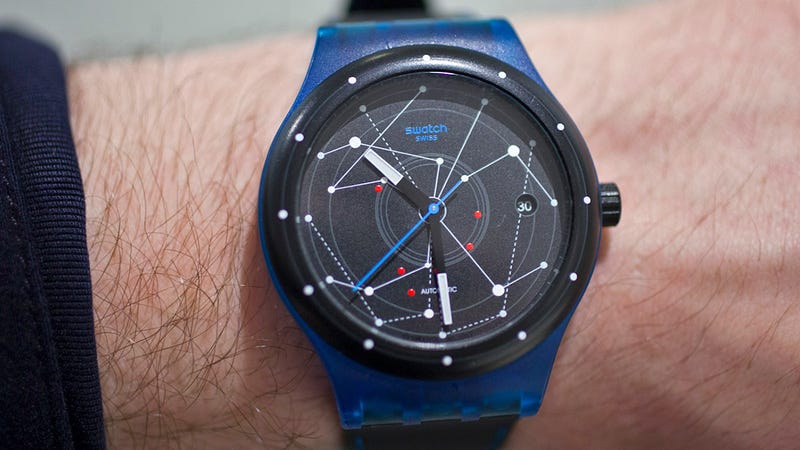 Swatch Sistem51: Finally, Mechanical Movement on the Cheap