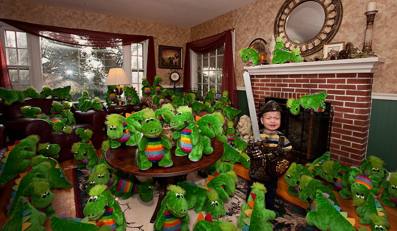 33 Photos Filled With Countless Clones