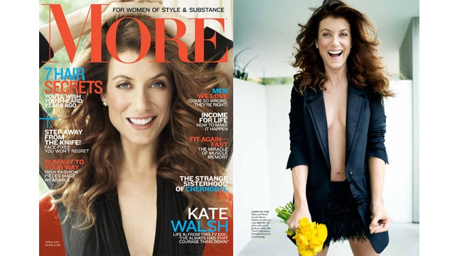 Despite What You May Have Heard, Kate Walsh Is Not A Loser & Does Not Feel Like A Loser