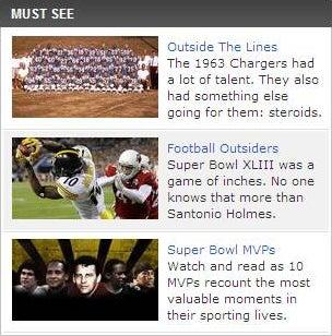 The ESPN.com Headline Writers Know Santonio Holmes Came Up Huge