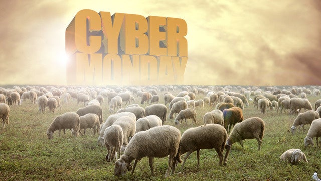 All the Cyber Monday Deals: 2012