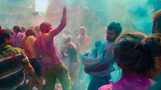 Holi: India's Most Colorful Festival