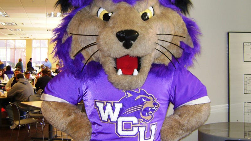 The Western Carolina Catamounts Beat A Northern Georgia Bible College By 102 Points Last Night