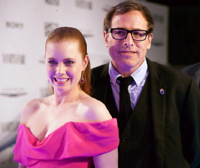 David O. Russell Treated Amy Adams Like Shit on Set of American Hustle