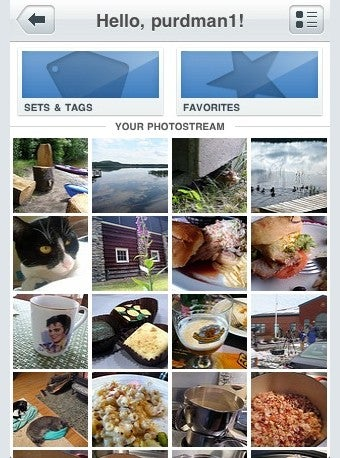 Official Flickr App Brings Smooth Uploads, Browsing to iPhone
