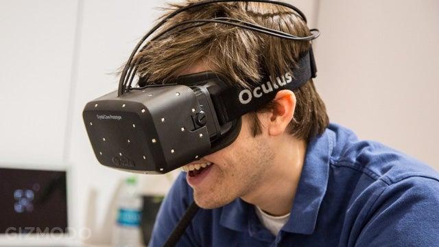 Oculus Grift: Kickstarter As Charity For Venture Capitalists