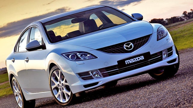 PETA asks Mazda6 owners to donate spider-infested cars