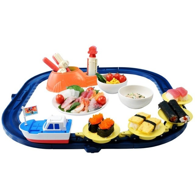 Hey Children! Here's Your First Conveyor Belt Sushi Set