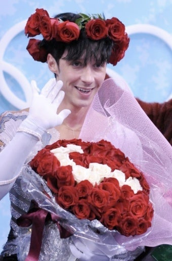 Is Johnny Weir Too Gay for 'Stars on Ice'?