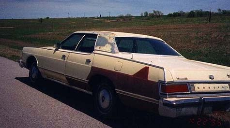 Notorious Mercury Of The Day: 1977 Marquis