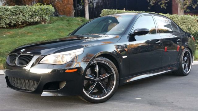 Is This Ridiculously Cheap V10 Bmw M5 Worth Returning To