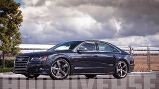 Audi S8: Assassin in the League Of Extraordinary Super Sedans
