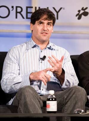 Mark Cuban Leverages Lifting Of Blogger Ban Into Pissing Everyone Off