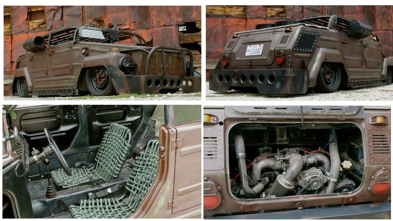 This Thing Is The Pace Car Of The Zombie Apocalypse
