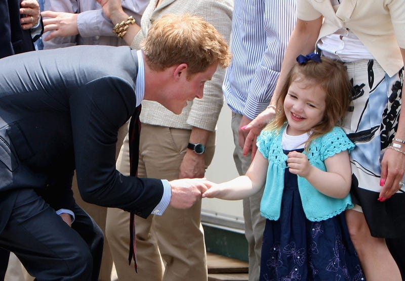 Prince Harry In America: A Royal Flush Of Photos
