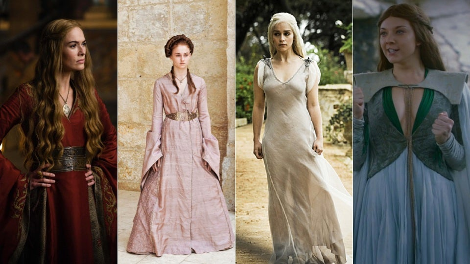 hollywood game thrones fashion