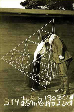 Alexander Graham Bell Sure Did Love the Tetrahedrals