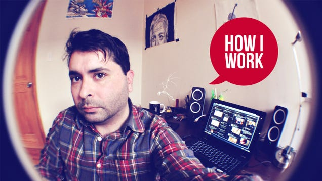 How We Work, 2015: Andy Orin's Gear and Productivity Tips