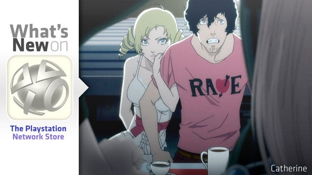 PlayStation Store Update: Now You Can Flirt With Catherine