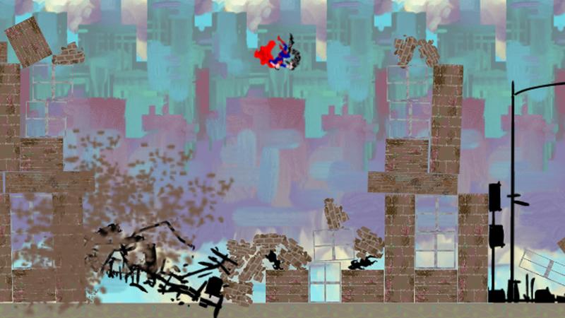 Unofficial Superman Game Skewers Man of Steel's Overblown Destruction