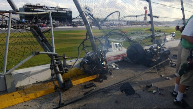 Roundup: What You Missed The Weekend Everything Went To Hell At Daytona