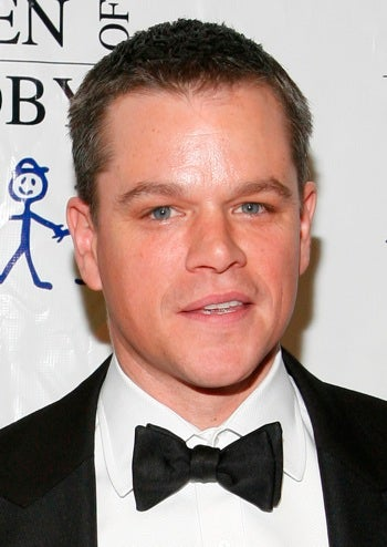"Matt Damon Puts the ""Wanna F Him"" in ""RFK"""