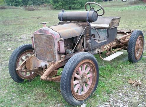 Own A Piece Of American Labor History: Scab-Killing 1914 White Truck Could Be Yours!