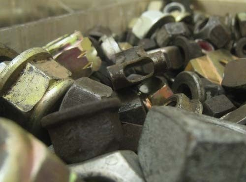 How Well Organized Is Your Junkyard Fastener Collection?